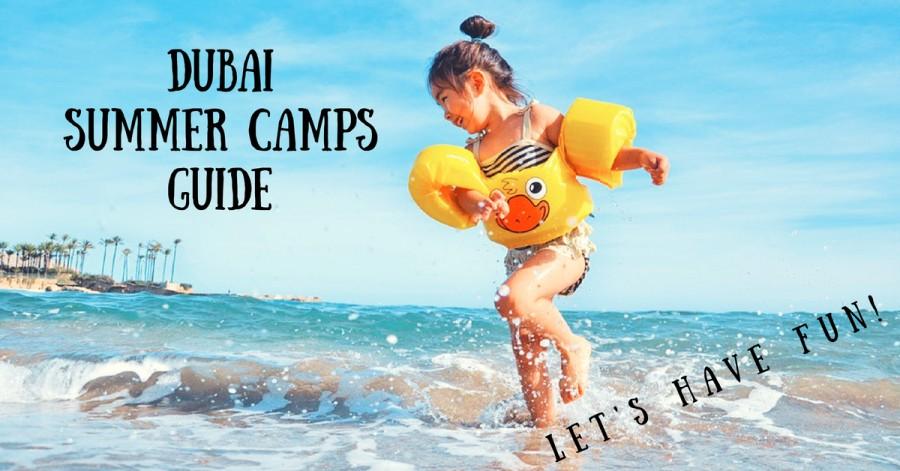 TOP 10 Summer Camps in Dubai