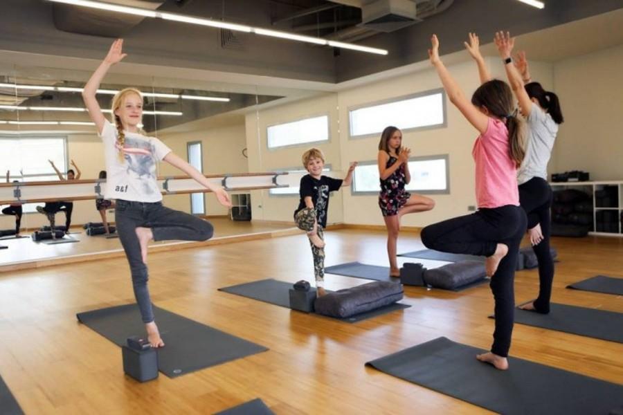 Kids Yoga Classes in Abu Dhabi | Tickikids Abu Dhabi