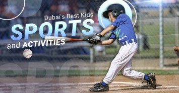 Dubai's Best Kids Sports and Activities