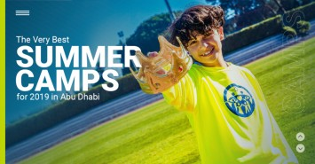 The Very Best Summer Camps for 2019 in Abu Dhabi
