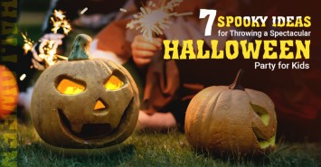 7 Spooky Ideas for Throwing a Spectacular Halloween Party for Kids
