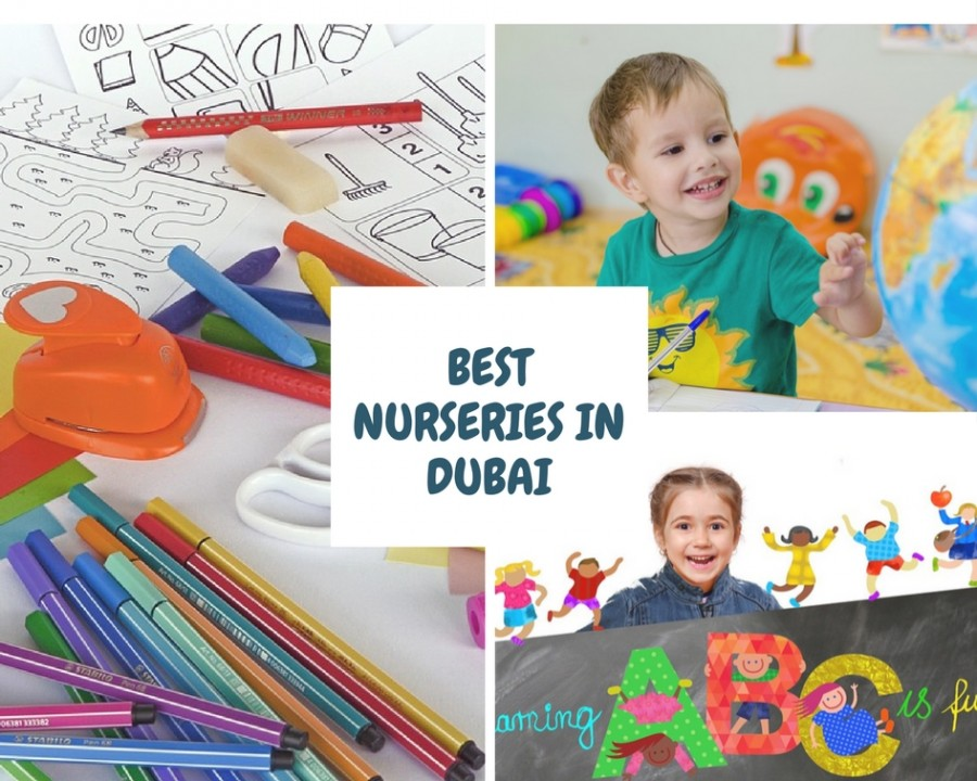 Your Guide to Nurseries and Daycare Centers in Dubai