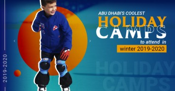 Abu Dhabi's Coolest Holiday Camps to Attend in Winter 2019-2020