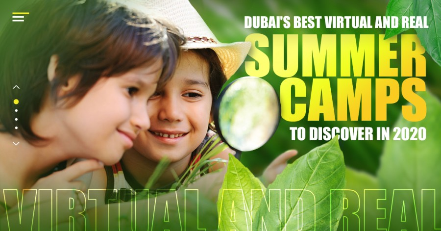 Dubai's Best Virtual and Real Summer Camps to Discover in 2020