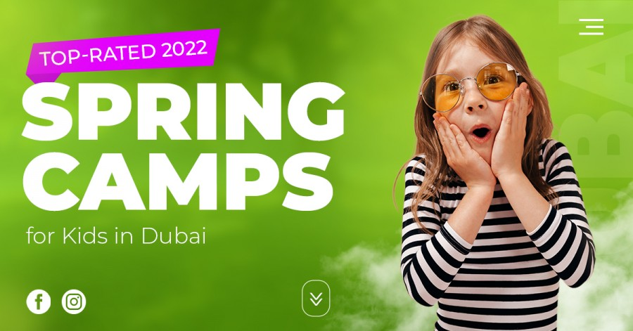 Top-Rated 2021 Spring Camps for Kids in Dubai
