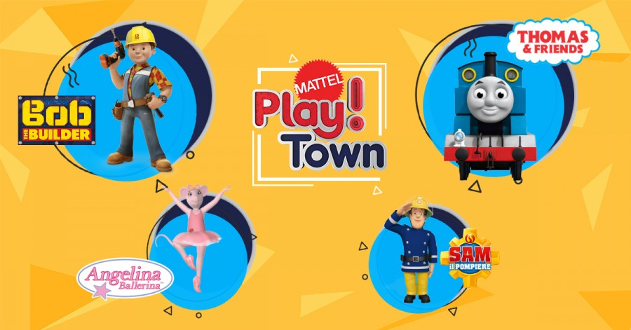 Mattel Play! Town in Dubai: TickiKids' Review
