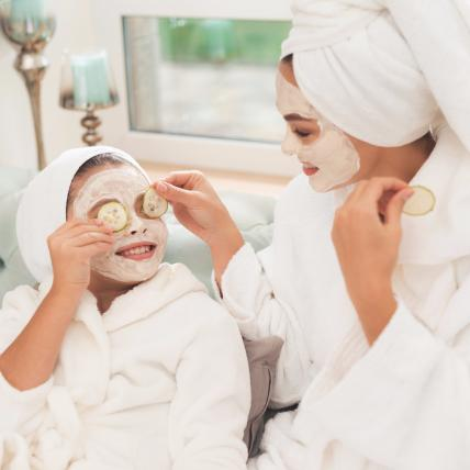 Kid-Friendly Spa in Abu Dhabi