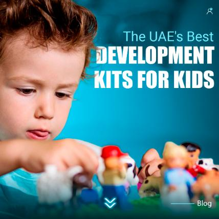 The UAE's Best Development Kits for Kids