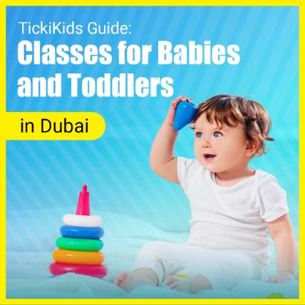 TickiKids Guide: Classes for Babies and Toddlers in Dubai