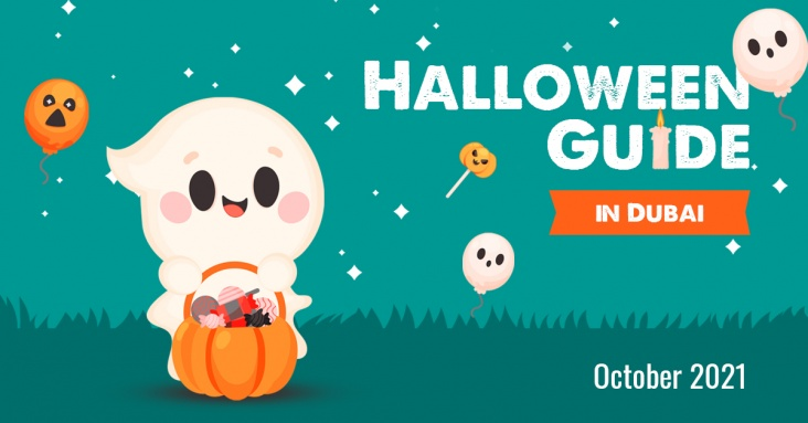 Guide to Halloween for kids in Dubai