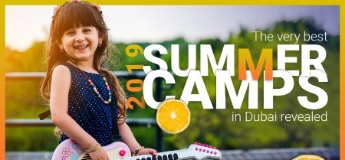 The Very Best Summer Camps in Dubai revealed