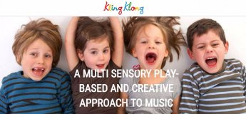 Kling Klong - Early Childhood Music Education