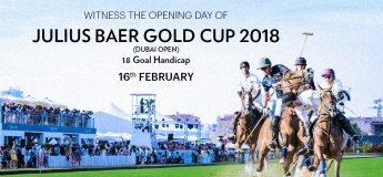 Polo Picnic - Julius Baer Gold Cup 2018
