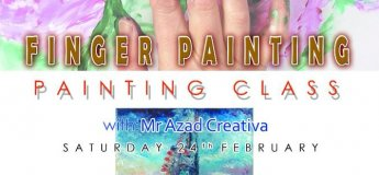 Finger Painting for Everyone