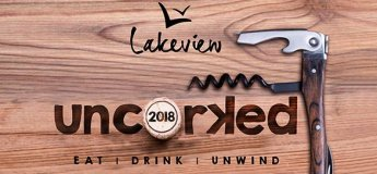 Uncork the Weekend @ Lakeview