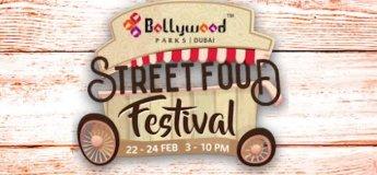 Street Food Festival at Bollywood Parks Dubai