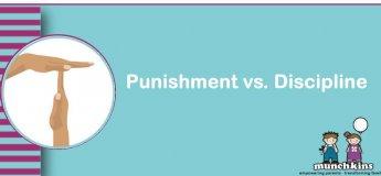 Punishment vs .Discipline Workshop