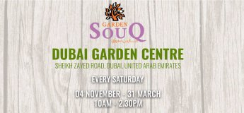 Grand opening of the Garden Souq