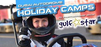 Holiday Camps @ Dubai Kartdrome