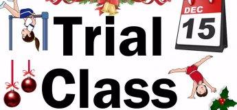 Gymnastics Trial Class