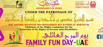 FAMILY FUN DAY - UAE