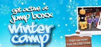 Jump Boxx Kids Camp