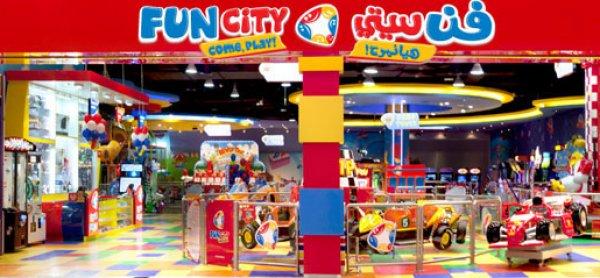 fun play city